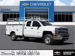 100 Comercial Trucks For Sale New 2019 Chevrolet Silverado 2500 Service Body For Sale In Monrovia