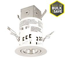 Utilitech Bathroom Fan With Heater by Shop Utilitech White Standard Remodel Recessed Light Kit Fits