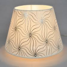100 Flannel Flower Glass Supply Flower Fabric Cover Lamp Wall Lamp Table Lamp Shade