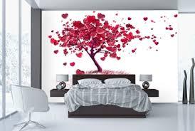 erholung in einer pusteblume fototapete für schlafzimmer