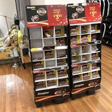 6ft Christmas Tree Asda by Energizer Pack Of 10 Aa Or Aaa Batteries Was 3 83 Now Only 70p