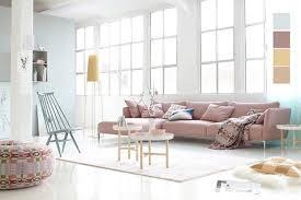 wohnzimmerfarbe schöner wohnen