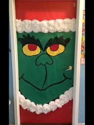 Thanksgiving Classroom Door Decorations Pinterest by The Grinch Door Decoration For Bsu Totally Doing It Am Gave Me