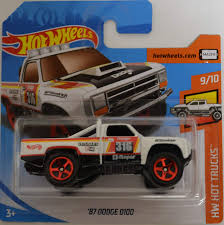 Amazon.com: White 87 Dodge D100 Hot Wheels HW 'Hot Trucks ... Amazoncom Big Farm Case Ih Ram 3500 Service Truck Vehicle Toys Dodge Power Wagon Pickup Red Kinsmart 5017d 142 Scale Diecast Hot Wheels 2017 Hw Trucks 1978 Lil Express Ebay Toy Model Tow And Wreckers Bruder Toys Truck Ram Cross Country Rc Cversions Youtube Kid Trax Mossy Oak Dually 12v Battery Powered Rideon For Fun A Dealer Kyosho 200mm Complete Challenger Body Set Black Kyofab402 Pressed Steel Tonka Snow Plow Blade No Work All Play 197879 Hemmings 2018 New 87 Dodge D100 Orange Track Diecast