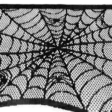 Halloween Mantel Scarf Pattern by Fireplace Spiderweb Mantle Scarf Cover U2013 Your Day