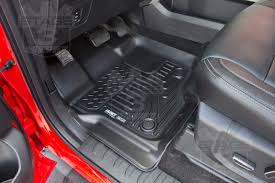 Laser Measured All Weather Floor Mats by 2015 2018 F150 Supercrew U0026 Supercab Husky Liners Weatherbeater