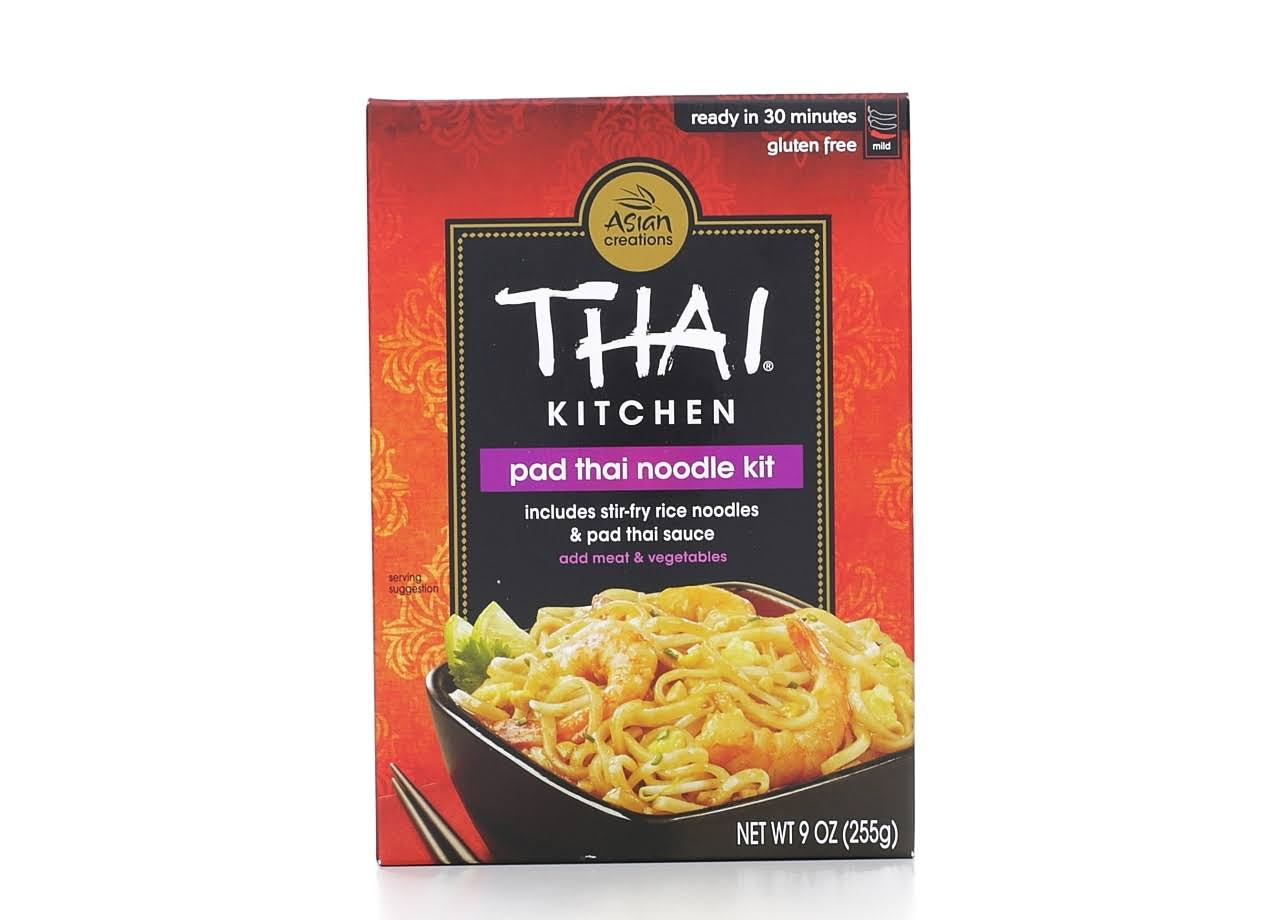 Simply Asia Thai Kitchen Pad Thai Noodle Kit - 9oz