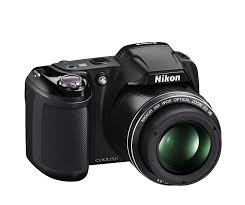 Amazon Nikon COOLPIX L810 16 1 MP Digital Camera with 26x
