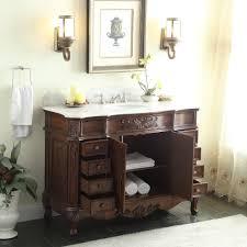 bathroom cabinets kohler mirrored vintage style bathroom cabinet