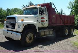 100 1996 Ford Truck LT9000 Dump Truck Item I3614 SOLD July 17 Con