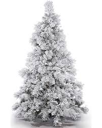 Flocked Artificial Christmas Trees Sale by Amazing Deal On Vickerman Unlit Flocked Alberta Artificial