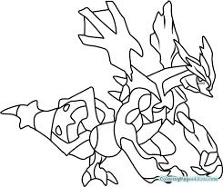 Gen 1 Legendary Pokemon Coloring Pages