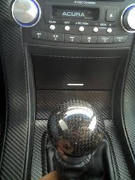 NRG Carbon Fiber Shift knob Review AcuraZine Acura Enthusiast