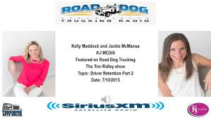 100 Road Dog Trucking KJ Media On Driver Retention Part 2 YouTube