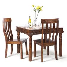 Hand Carved Rosewood Dining Table Amp Chairs Set India