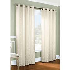 Thermalogic Curtains Home Depot by Home Decorators Collection Insulated Curtain Charcoal 40 Inches