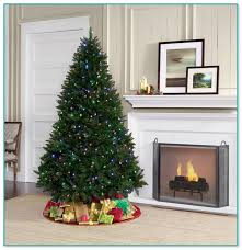 Sears Artificial Christmas Trees by Christmas Trees Pre Lit