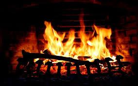 Fireplace Screensaver & Wallpaper HD with relaxing crackling fire