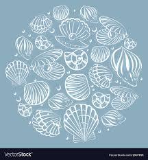 100 Sea Shell Design Seashell Design Terizyasamayolvercom