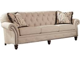 smith brothers living room 396 large sofa sb396 13 penny mustard