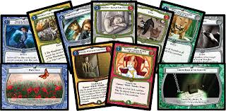 Card Game Of Oz Cards