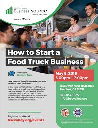 MAY 8 – How To Start Your Food Truck Business – FREE Workshop – The ... Smeinfo Going Into Food Truck Business Truck Wikipedia How Much Does A Cost Open For My Juice Renovation Starttofinish Youtube 9 Good Reasons To Buy Food And Start Peddler Business Archives Cmt Auctions Inrested In Starting This Plan Beverage Trucks Apex Specialty Vehicles Are You Financially Equipped Run City Of Cleveland Economic Development Permit Application