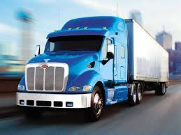 100 Big Blue Trucking Selfdriving Trucks And The Future Of The Industry