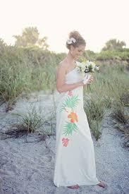 wedding dresses hawaiian beach weddings