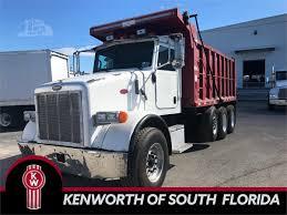 100 Trucks For Sale South Florida 2007 PETERBILT 357 In Naples TruckPapercom