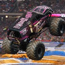 100 Monster Trucks Cleveland 2Xtreme Racing Bounty Hunter Iron Outlaw And Scarlet Bandit