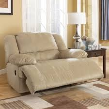 hogan khaki 0 wall recliner w wide seat signature design by