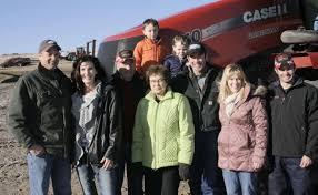 100 Alan Farmer Trucking Honoring The Family Farmer Capitalpresscom