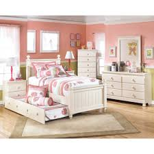 Cottage Retreat Twin Bookcase Bed 5 Pc Bedroom Package