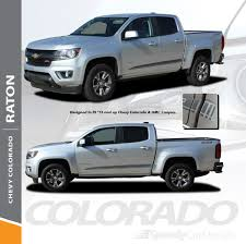 100 Truck Decals And Graphics Chevy Colorado RATON Lower Side Decal Stripes 2015 2016