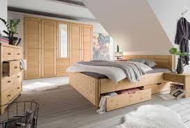 schlafzimmer kiefernholz vita rauna komplett