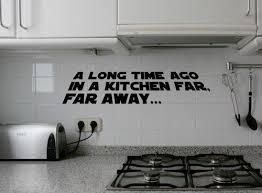 starwars kitchen wars kitchen kitchen wall stickers