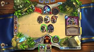 Warrior Hearthstone Deck Grim Patron by Hearthstone Warsong Commander Grim Patron Commanding Shout