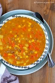 gemüse hack suppe experimente aus meiner küche