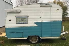 100 Restored Vintage Travel Trailers For Sale A Camper Revival Wayfair