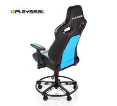 Playseat Elite Office Chair by Playseat L33t Gaming Chair Blue Green And Black Facebook