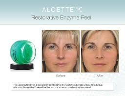 Pumpkin Enzyme Peel Before And After by 38 Best Aloette Images On Pinterest A Well Beauty Products And