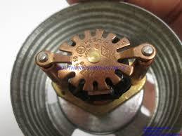 2) Rasco RA3415 Concealed Sprinkler Head Pendent 165*F 1/2