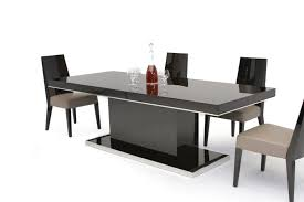 Dining Room Contemporary Glass Dining Room Tables Modern Round