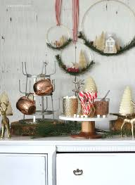 Glam Rustic Hot Chocolate Bar So Easy To Set Up