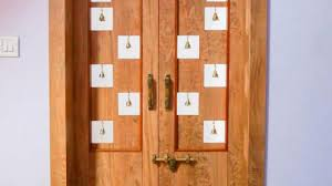 67 Plywood Main Door Design & Style With Price For Indian Homes ... Door Design Pooja Mandir Designs For Home Images About Room Beautiful Temple At And Ideas Amazing A Hypnotic Aum Back Lit Panel In The Room Corners Stunning Front Enrapture Garden N Inspiration Indian Webbkyrkancom The 25 Best Puja Ideas On Pinterest Design Wonderful Wooden Best Interior Interior 4902