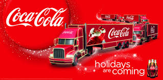 100 Coke Truck Holidays Are Coming The Coca Cola Christmas Branding Story