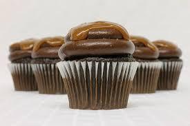 Pattys Cakes And Desserts Chocolate Caramel Salty Cupcake