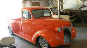 100 Master Truck Classic 1938 Chevrolet Hot Rod For Sale 4871 Dyler