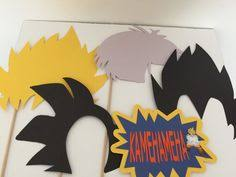 Dragon Ball Z Decorations by Dragon Ball Z Personalized Kit It Can Be By Artpaperparty On Etsy