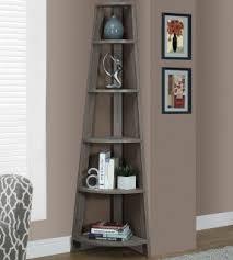 free standing corner shelf foter